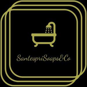 Santespri Soaps & Co. logo